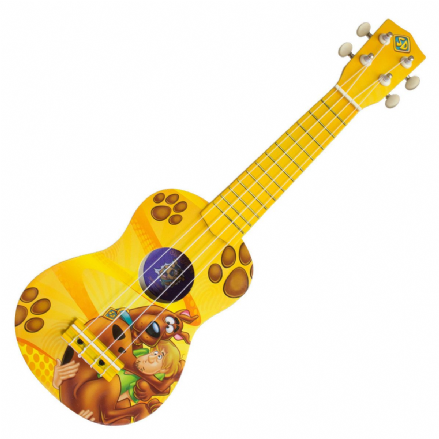 Scooby and Shaggy Soprano Ukulele